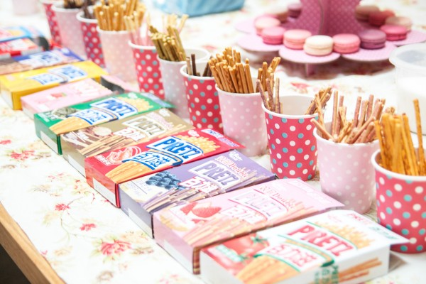 How to create a Japanese high school themed birthday party