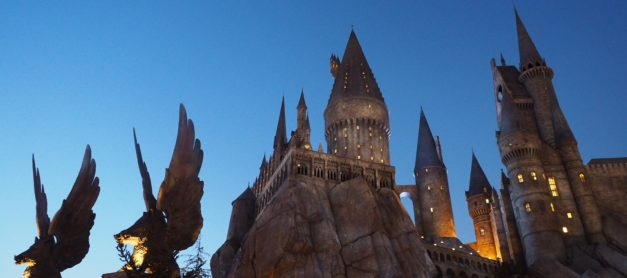 {Japan} The magical Wizarding World of Harry Potter at Universal Studio Japan, Osaka