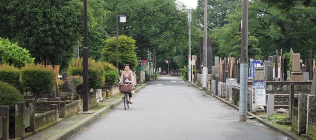 {Japan} Hidden gem (Part 2): Yanaka's old town feels with cemetery & cats