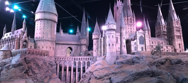 Experience the magic of Harry Potter at Warner Bros Studio Tour in Watford, UK