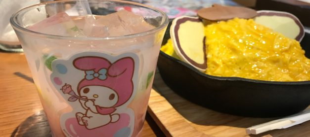 {Japan} Cute Sanrio Boys themed restaurant at The Guest Cafe & Diner in Ikebukuro, Tokyo